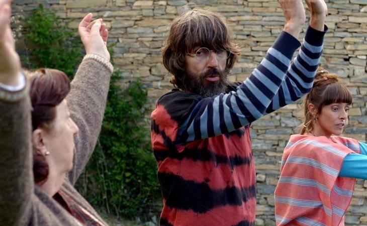 Santi Millán en 'El pueblo'
