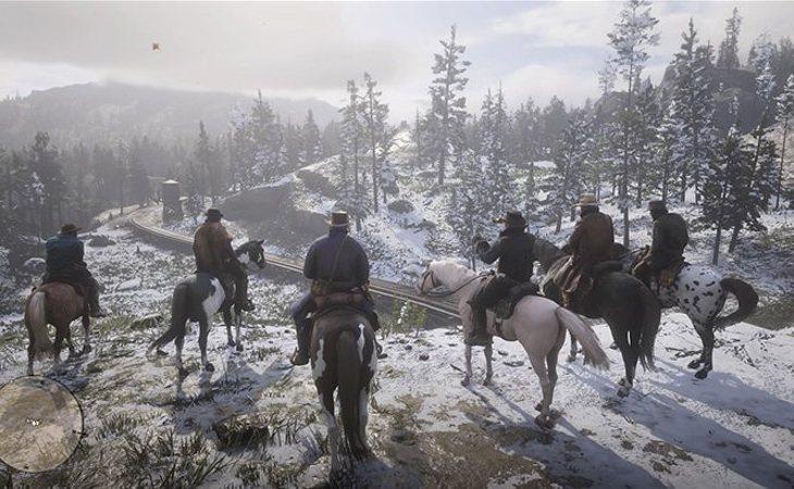 El salvaje oeste ha conquistado 2018 con 'Red Dead Redemption 2'