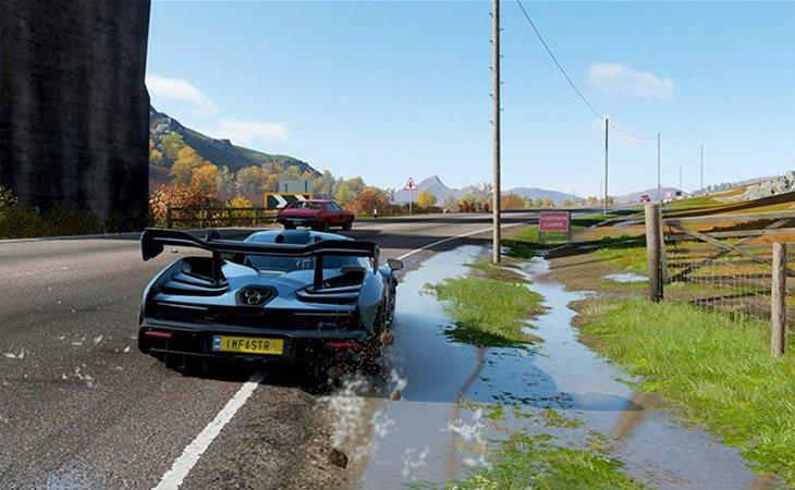 Conducir sin carnet no puede ser mas real que con 'Forza Horizon 4'