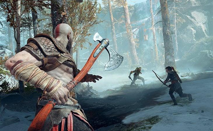 El nuevo estilo de Kratos le ha valido ser el juego del año