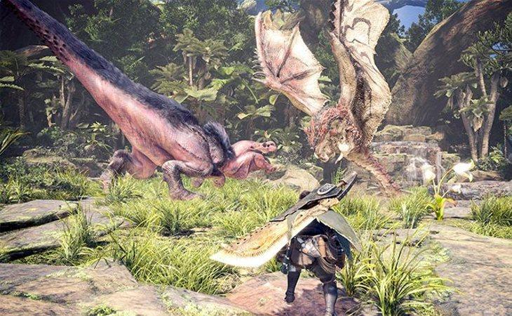El mundo de 'Monster Hunter' ha sido uno de los mejores de 2018