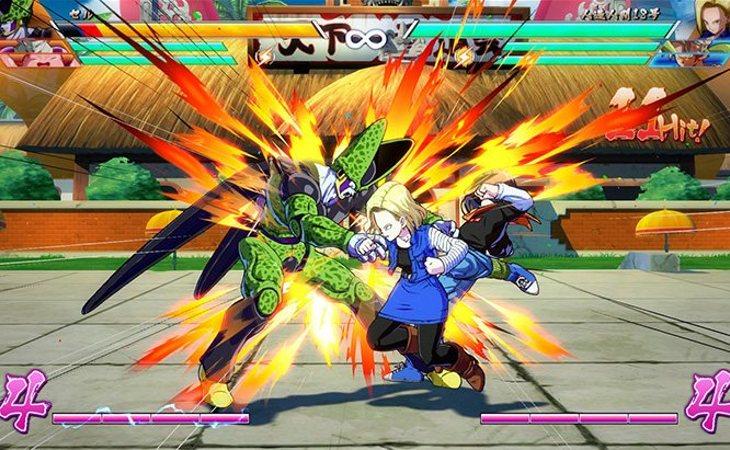 Nunca fue tan real luchar como Sayayin, en 'Dragon Ball FighterZ'
