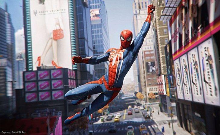 Balancearse por la tela de araña es una delicia en 'Marvel's Spider-Man'