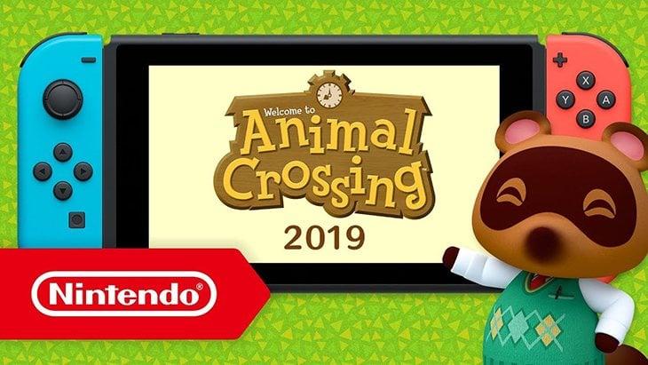 Poco se sabe de este nuevo 'Animal Crossing'