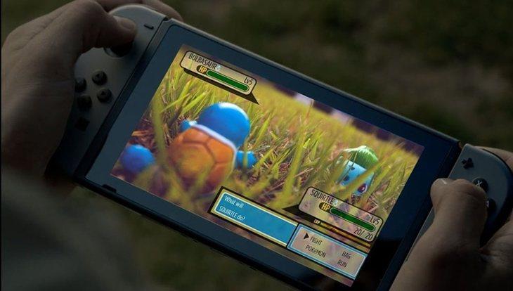 Unos gráficos así se esperan para el próximo Pokémon