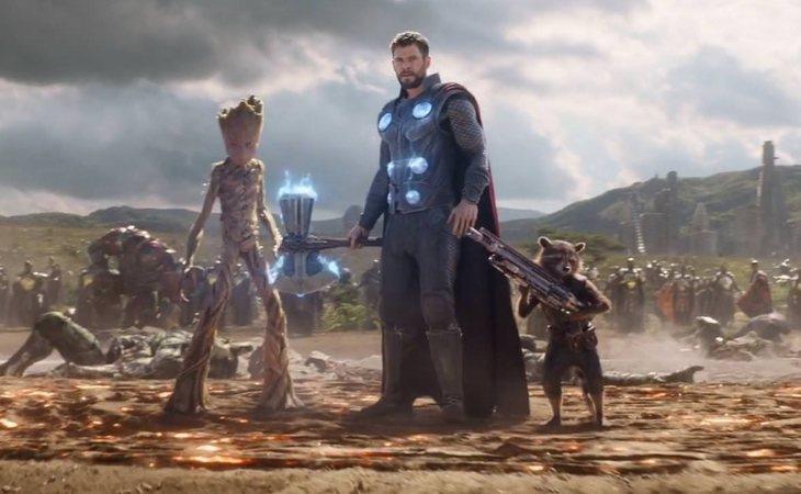 'Vengadores: Infinity War', de los hermanos Russo