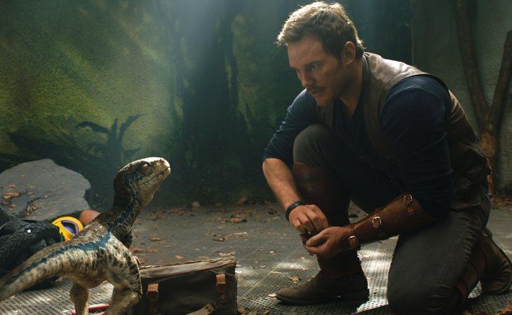 'Jurassic World: El reino caído', de J.A. Bayona