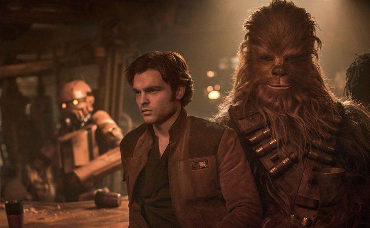 'Han Solo: Una historia de Star Wars', de Ron Howard