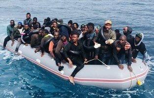 Casi 800 personas murieron intentando llegar en patera a España en 2018