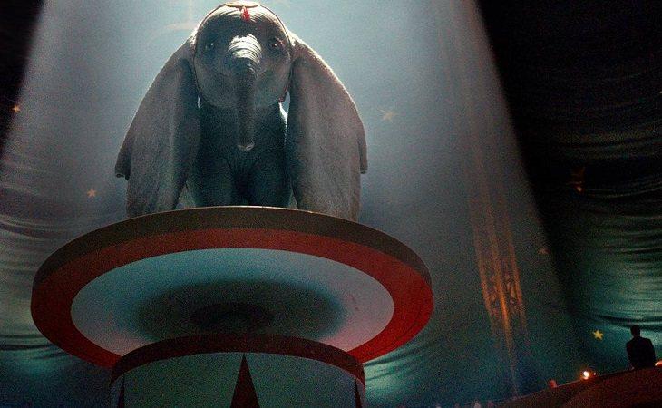 'Dumbo', de Tim Burton