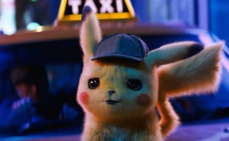 'Detective Pikachu', de Rob Letterman