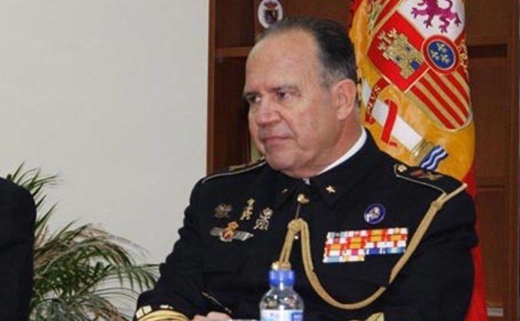 Juan Chicharro es el actual director de la Fundación Franco