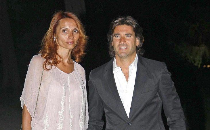 Lorena Romero y Toño Sanchís