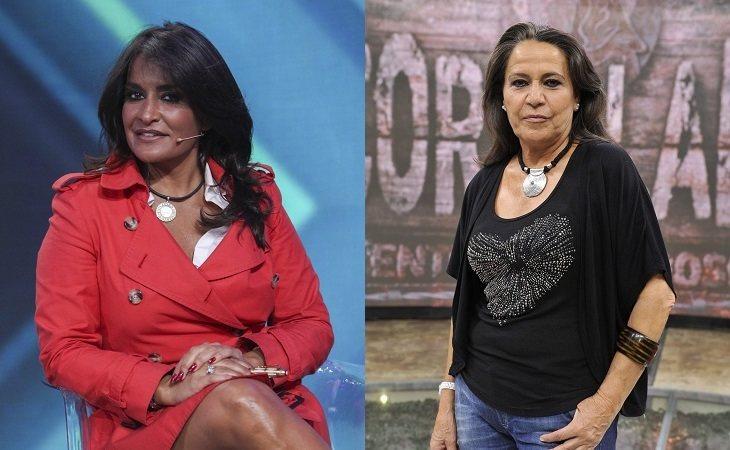 Aída Nízar y Mari Ángeles Delgado