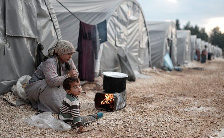 Siria como destino turístico sube cuanto más presencia en los medios tiene el conflicto