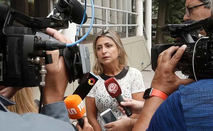 Florencia Salas, la fiscal