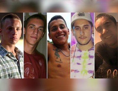 'La Manada' argentina: cinco acusados de abuso sexual a una niña de 14 años en Nochevieja