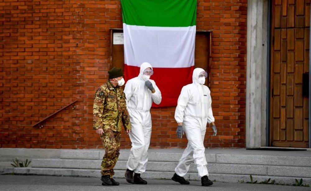 Italia continúa luchando contra el coronavirus