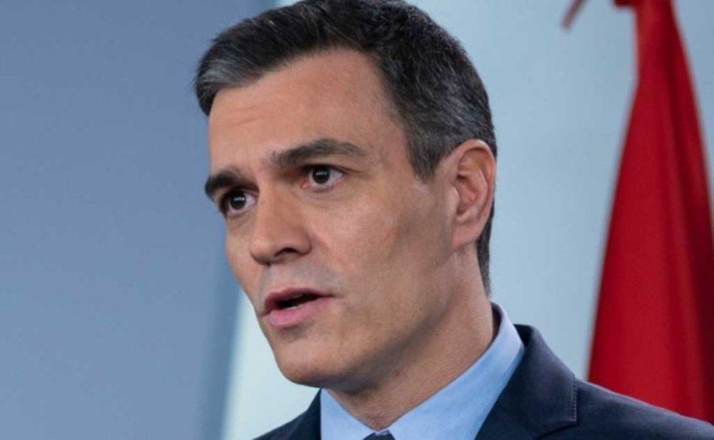 Pedro Sánchez anuncia un endurecimiento del estado de alarmac
