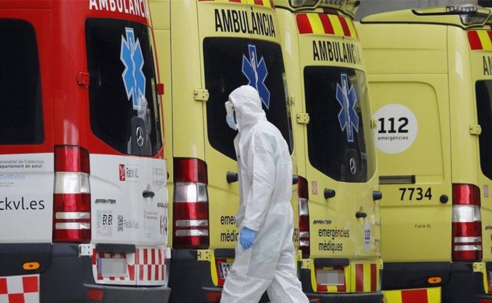 El coronavirus deja miles de muertes en España