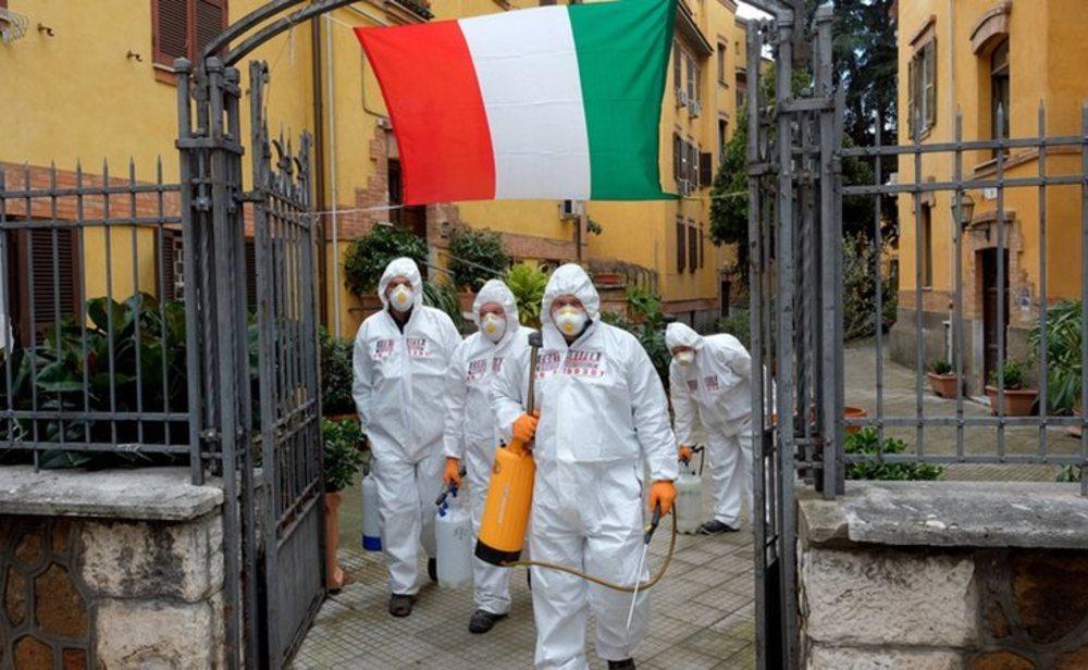 Italia supera los 100.000 contagios por coronavirus