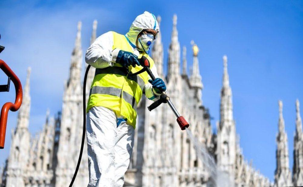 El norte de Italia es la región más golpeada por el coronavirus