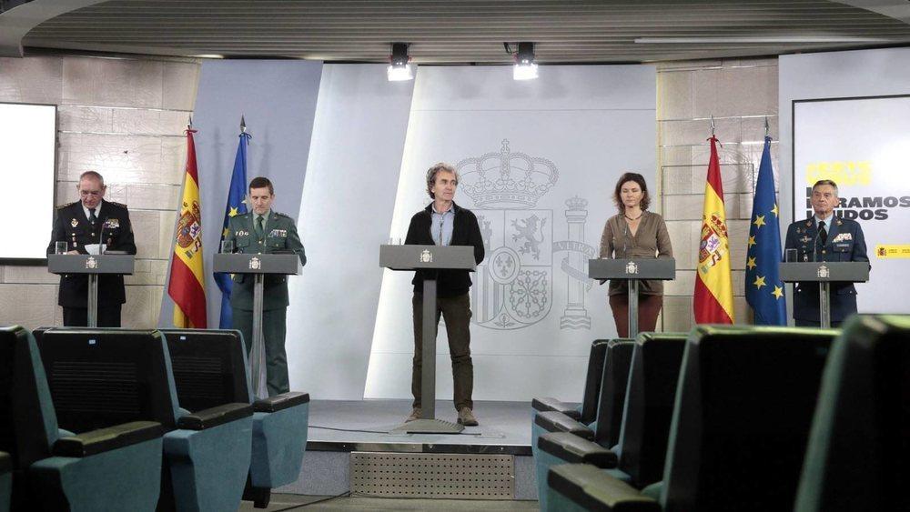 Los periodistas critican el control previo que se ejerce a las preguntas de los periodistas