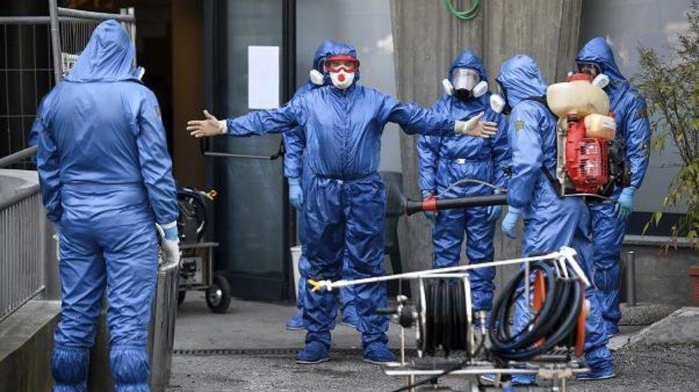 El coronavirus continua asolando Italia
