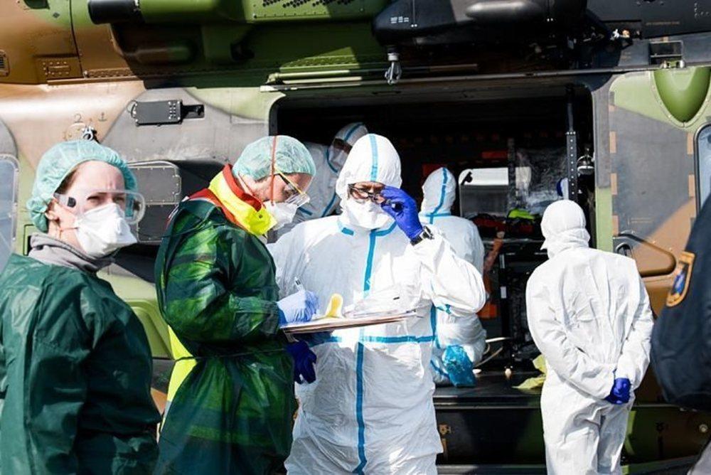 El coronavirus continua sacudiendo Italia