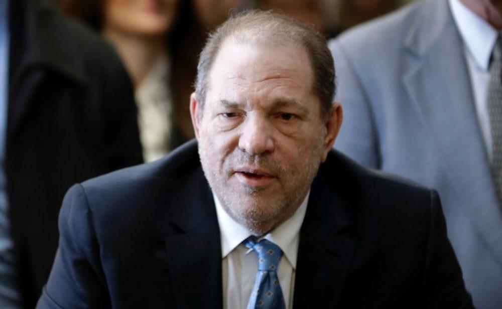 Harvey Weinstein, positivo en coronavirus