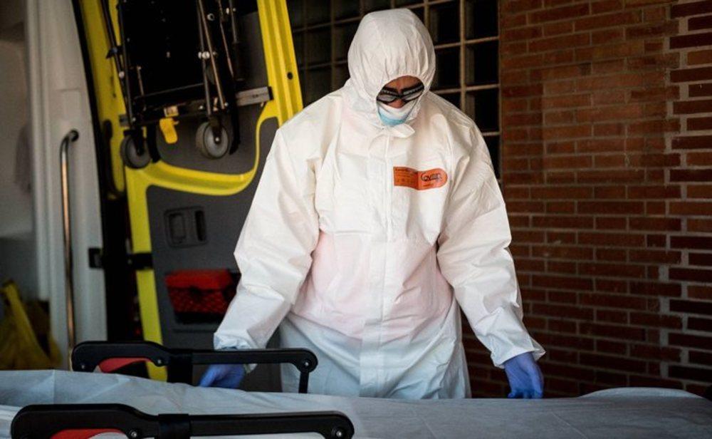 España comienza a dominar la curva del coronavirus
