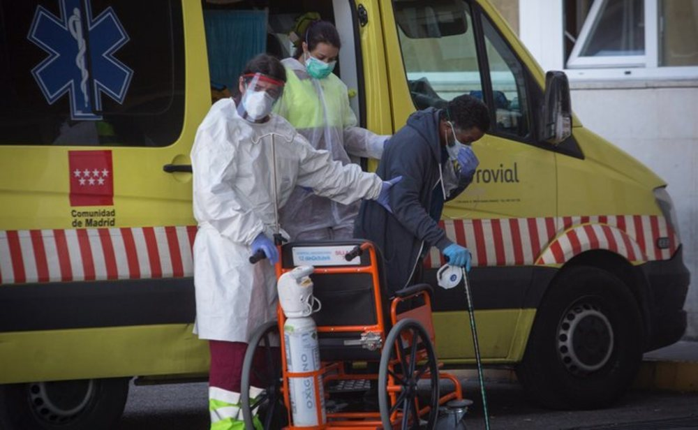 Nuevo repunte de muertes y contagios en España en las últimas 24 horas