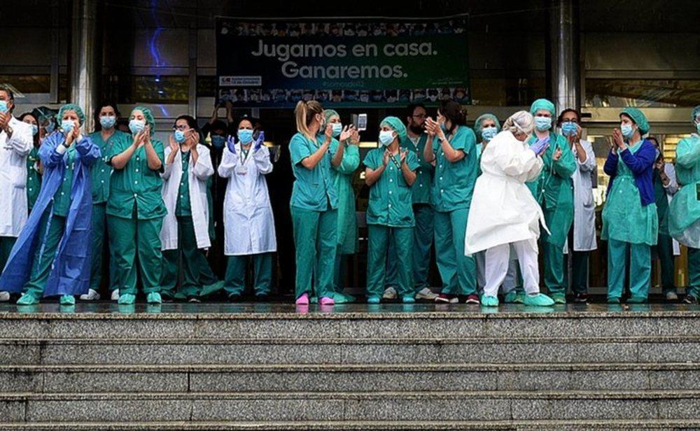 España supera los 50.000 pacientes recuperados