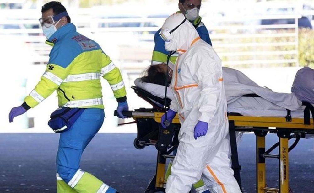 Siguen descendiendo los muertos por coronavirus en las últimas 24 horas en España