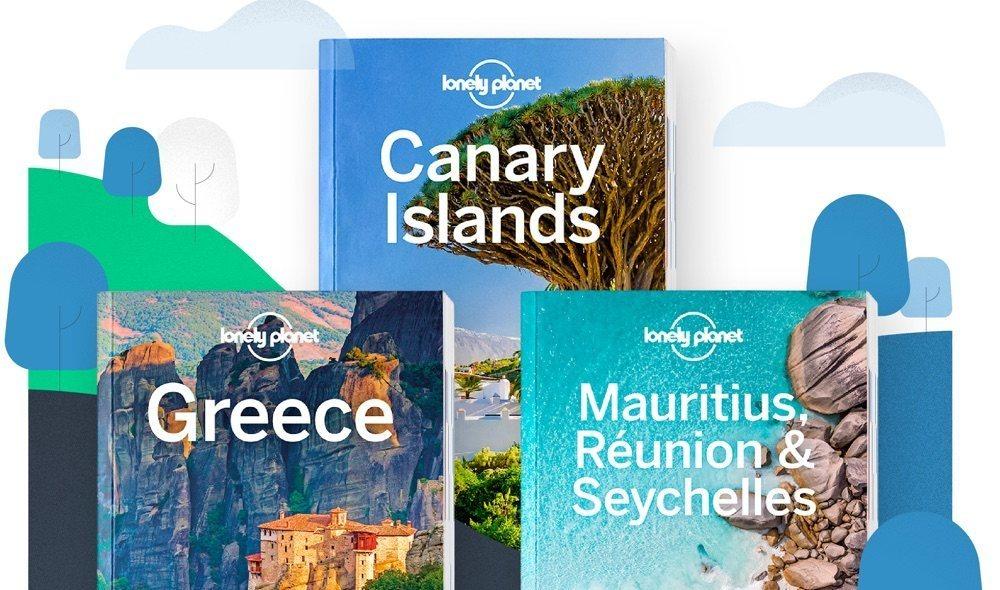Las guías de Lonely Planet