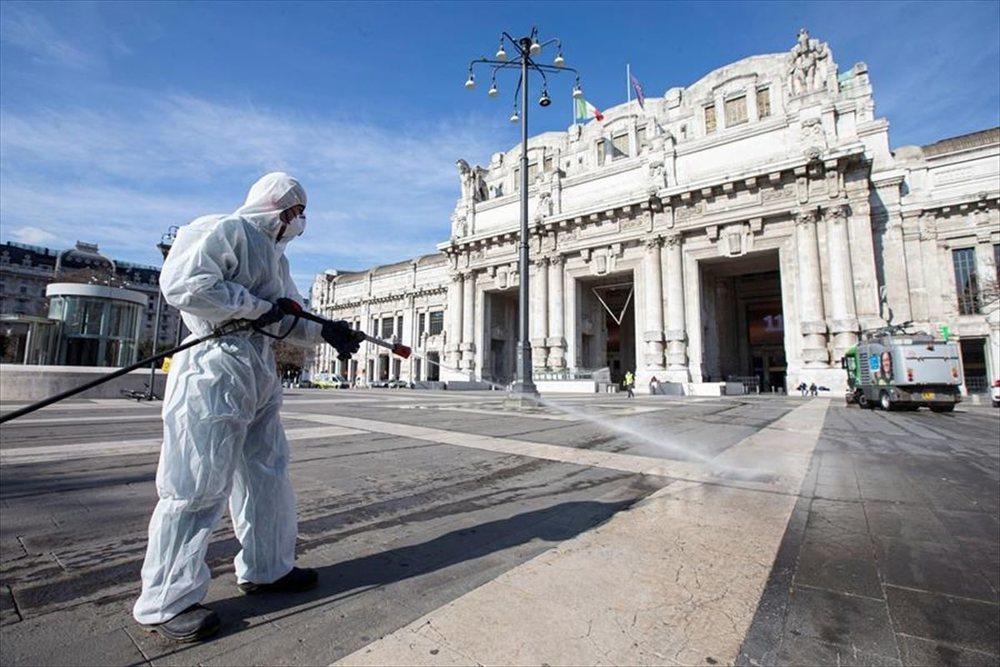 El coronavirus continua su expansión en Italia
