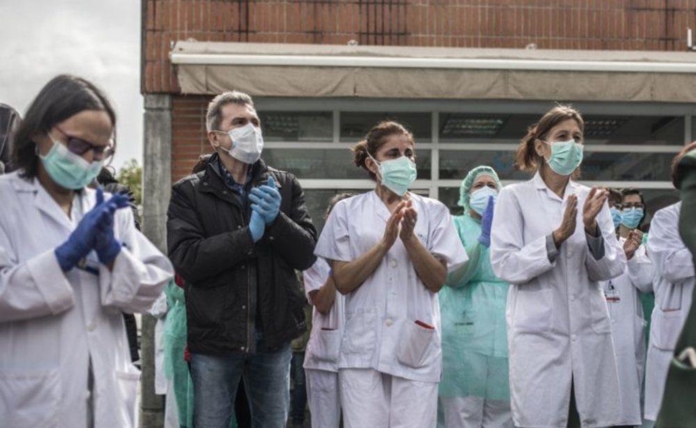 Siguen reduciéndose los nuevos contagios por coronavirus en España
