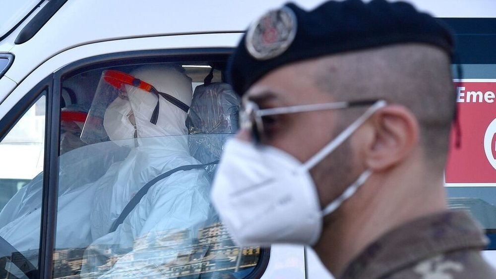 El coronavirus retrocede en su avance dentro de Italia