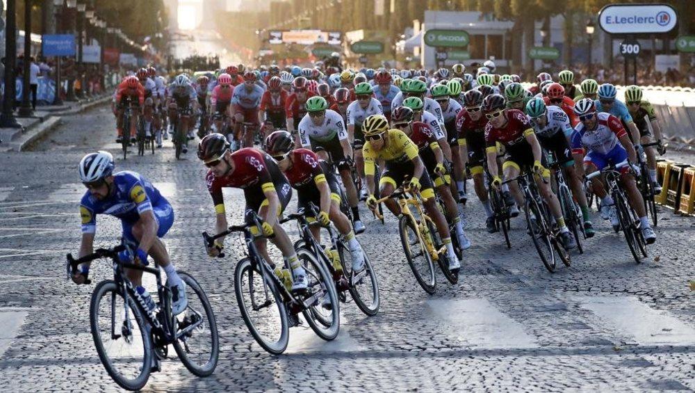 El Tour de Francia, aplazado por el coronavirus