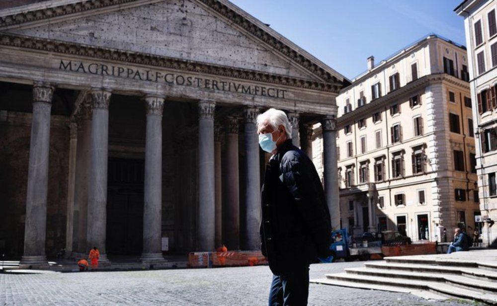 Repunte de contagios en Italia