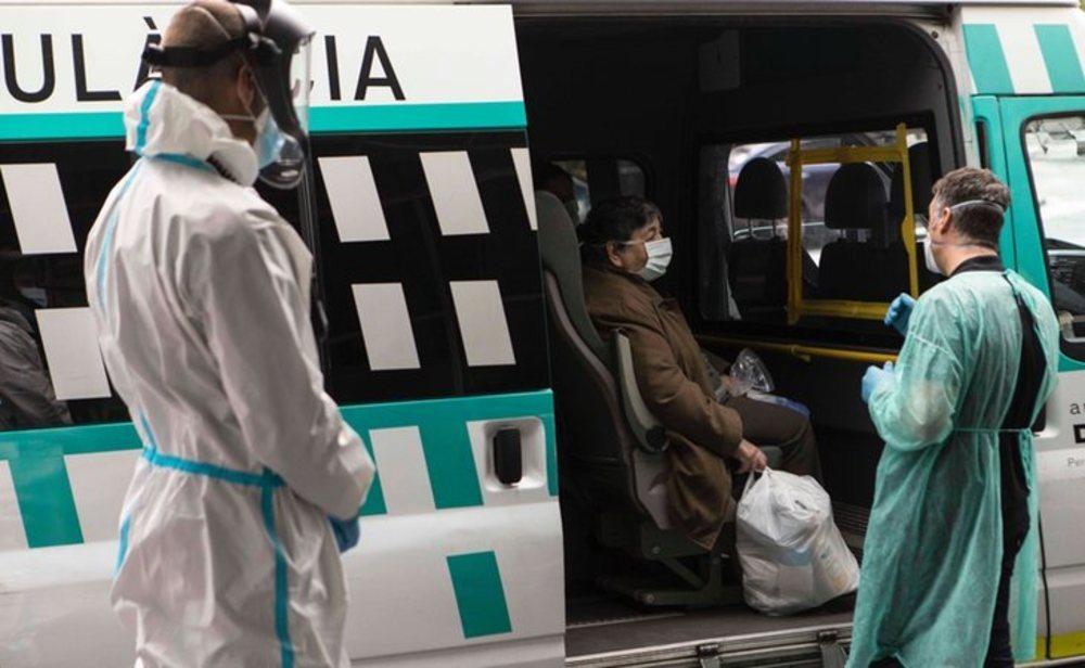 Repunte de contagios y muertes en España