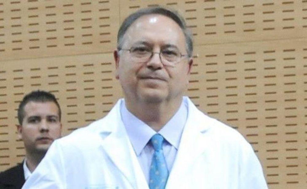 El jefe de neurocirugía del Hospital Puerta de Hierro, Jesús Vaquero, ha muerto por coronavirus