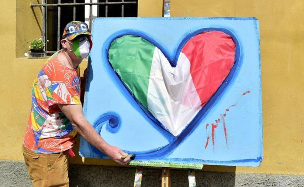 Descienden los contagio sy las muertes en Italia