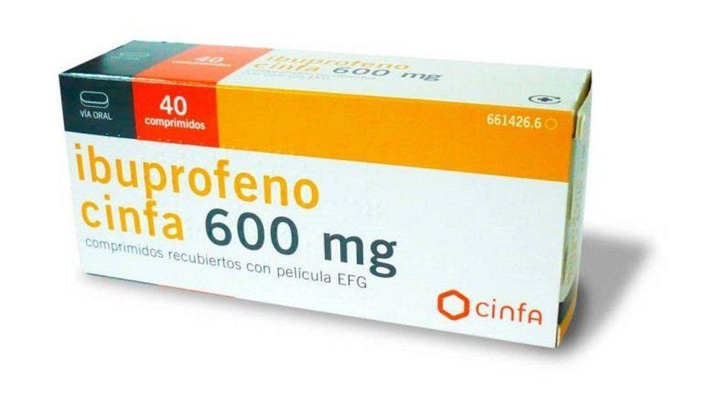 La OMS concluye que el ibuprofeno no tiene especial incidencia en pacientes con coronavirus