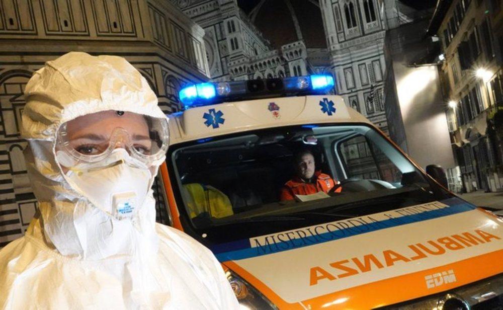 Repunte de contagios y muertes en Italia