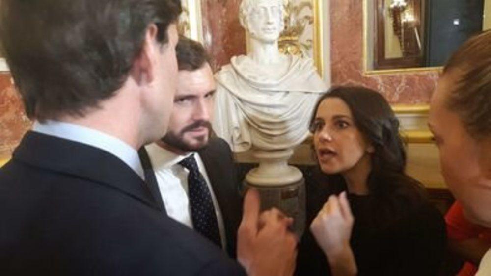 Ciudadanos se une a PSOE y Unidas Podemos para delimitar la comisión a cuestiones técnicas