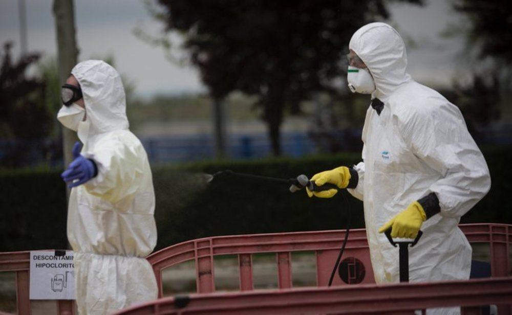 España es el segundo país con más contagios por coronavirus