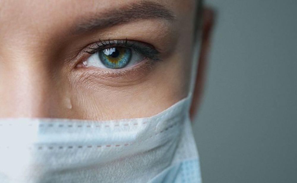 El coronavirus también está presente en las lágrimas