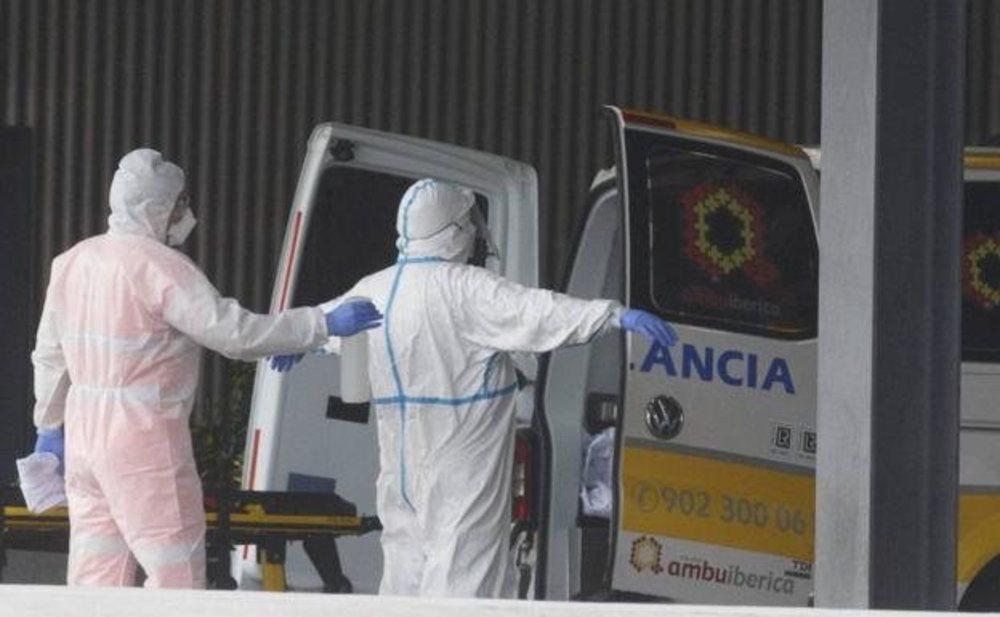 Castilla y León sigue los pasos de Madrid y envía al paro a sus profesionales sanitarios