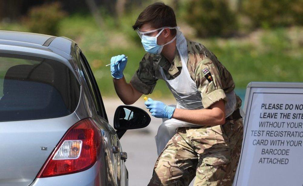 Reino Unido se encuentra en el pico de la pandemia del coronavirus